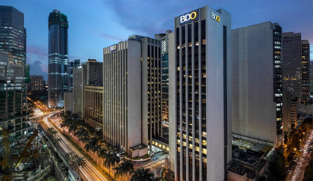 BDO- BDO Unibank - Best bank in the Philippines -banking institution - money - finance