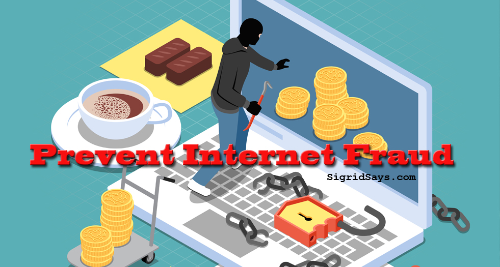 BDO Unibank - online banking - tips to prevent internet fraud - mobile device takeover - money - finance - online theft