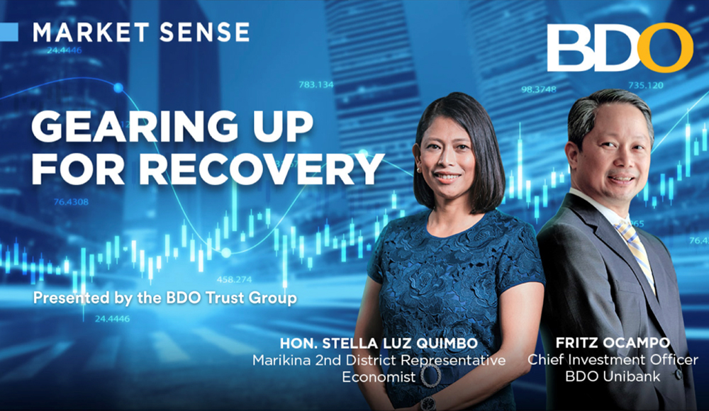 Market Sense - government spending - economig recovery - Philippines - Covid-19 pandemic - economic crisis - Stella Quimbo - economist - investments - business