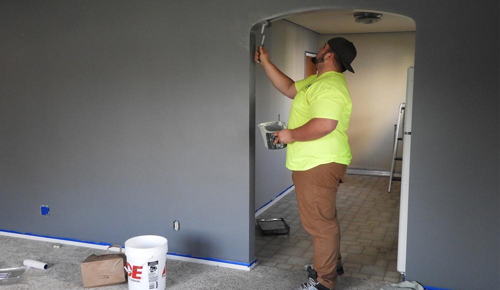 Portland house painters - home improvement - contractors - home design -painting project