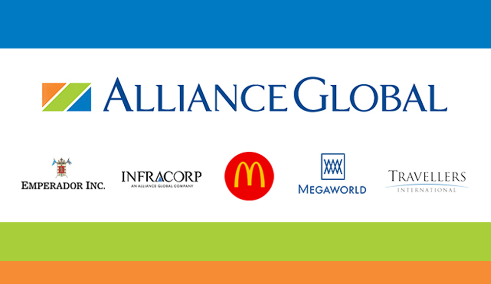Alliance Global Profits Rebound, Brings 9M Earnings to P6.4B