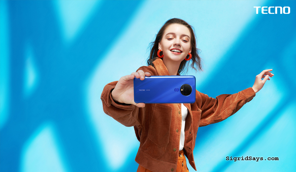 6 Upgraded Features from the AI-Powered TECNO Spark 6
