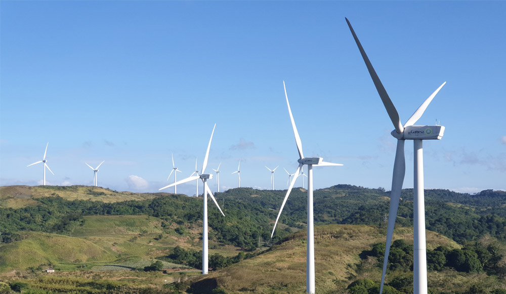 BDO sustainable investments - Covid-19 - windmill - earth day
