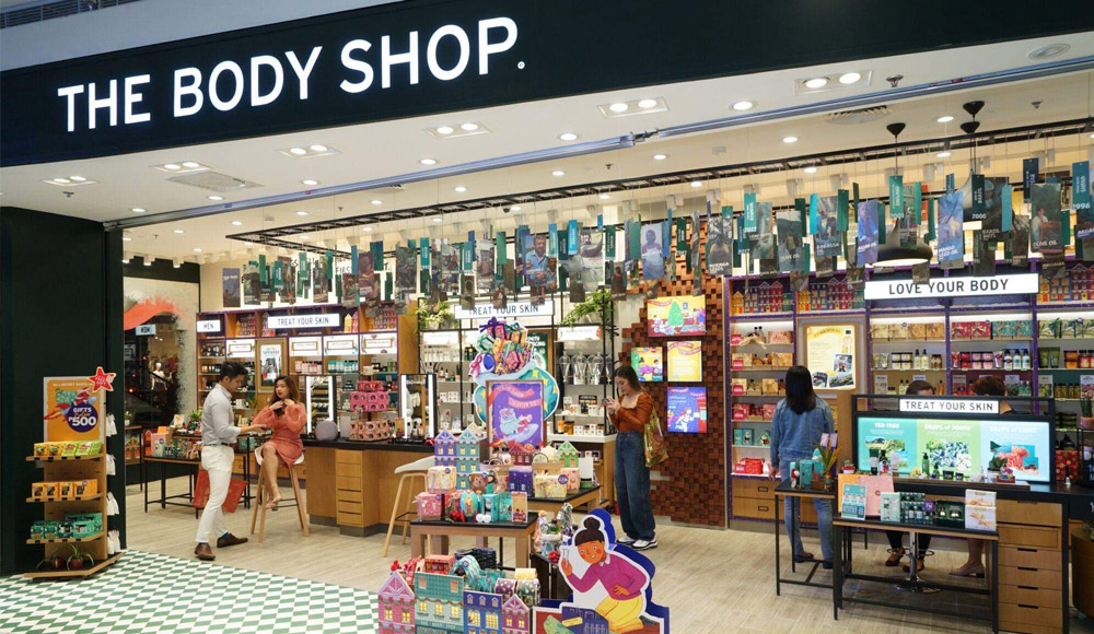 The Body Shop Celebrates 25 Feel-Good Years in the Philippines
