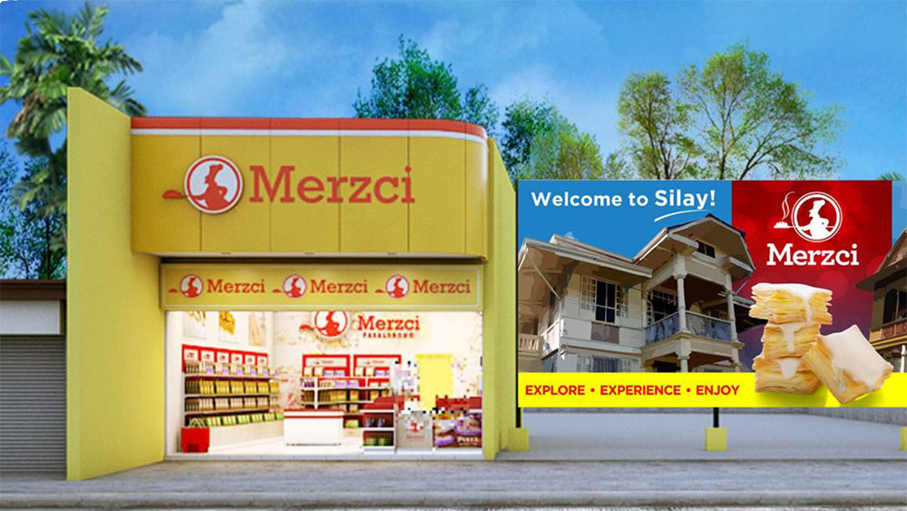 Merzci Pasalubong Silay - 65th branch - 4th branch - Bacolod eats - Bacolod pasalubong - Silay City Negros Occidental