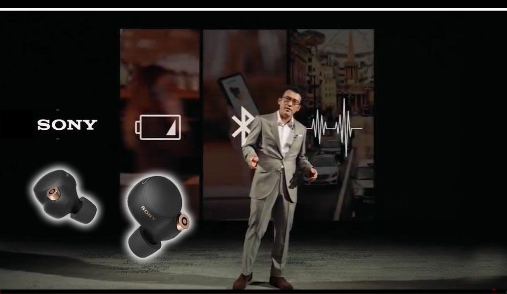 Sony Launches Revolutionary WF-1000XM4 Truly Wireless Headphones