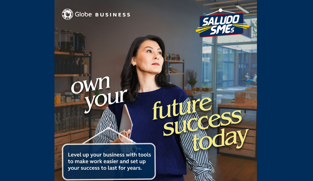 Globe Business- Saludo SMEs - MSMEs - healthcare IT - supply chain